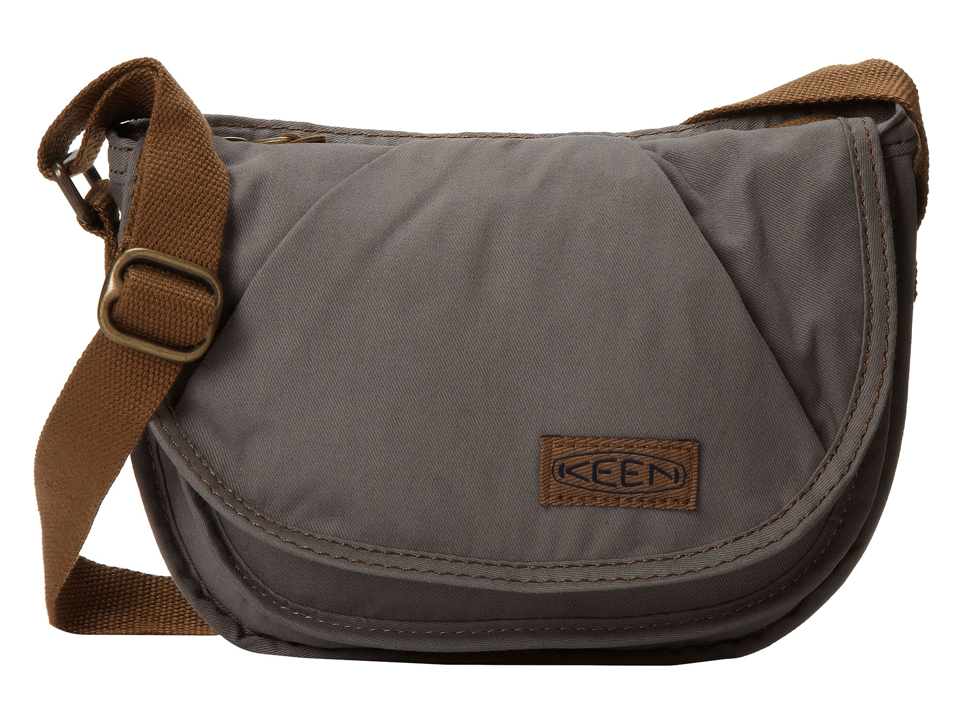 2f22bd8354 Keen Montclair Mini Bag Brushed Twill in Gray - Lyst