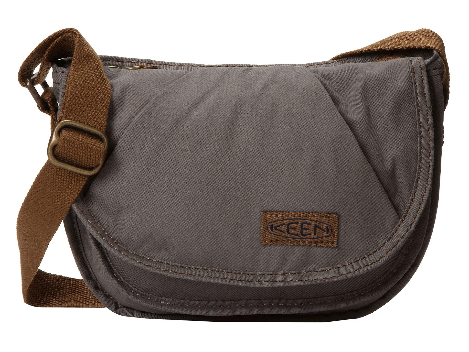 cabd9ec0ce2 Keen Montclair Mini Bag Brushed Twill in Gray - Lyst