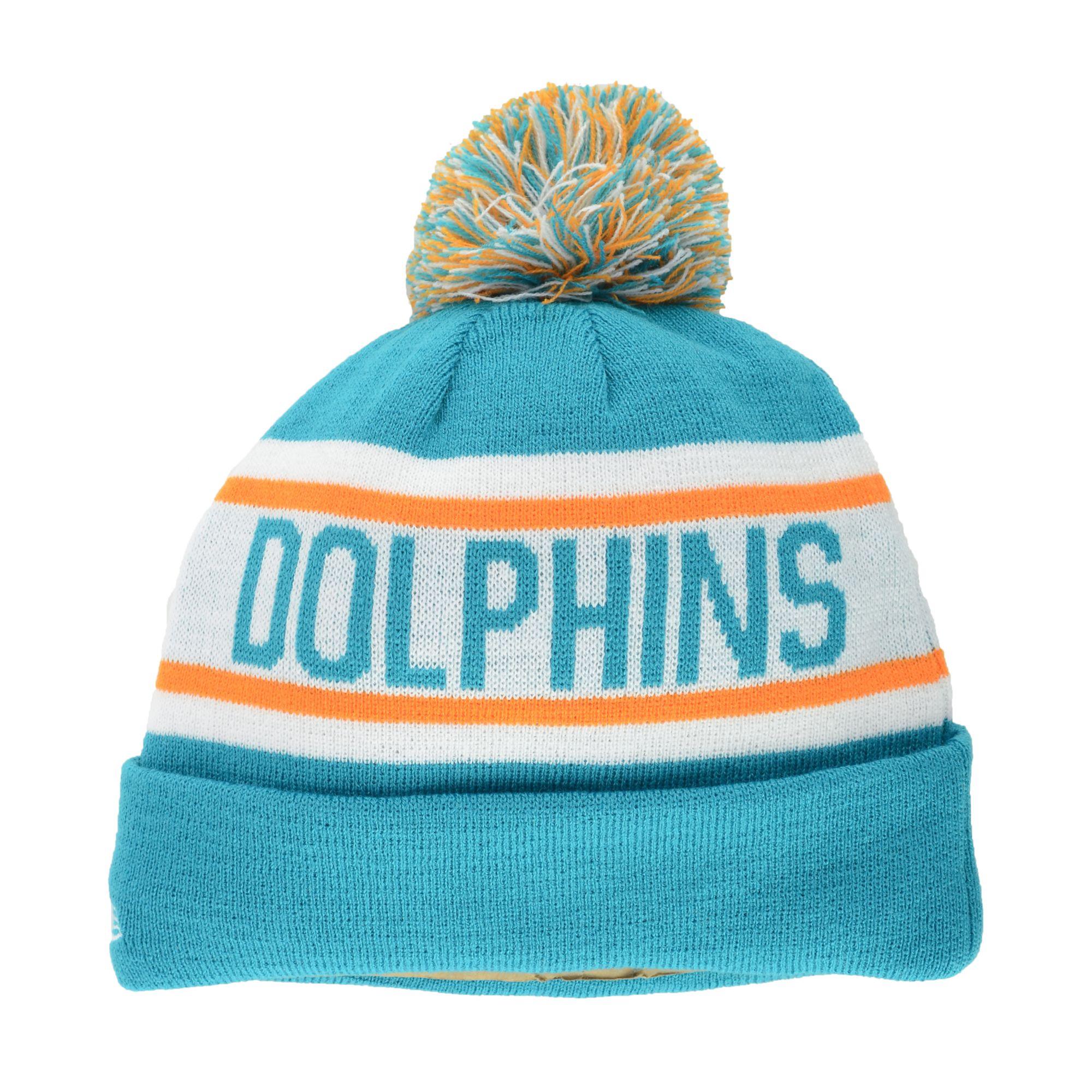 1a586809 Lyst - KTZ Miami Dolphins Biggest Fan Knit Hat in Blue for Men