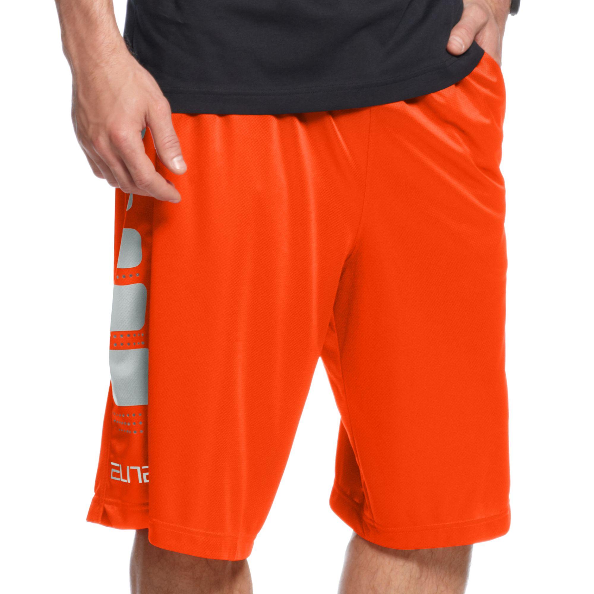 Nike For Lyst Basketball Stripe In Shorts Red Elite Men zBpq4wHT