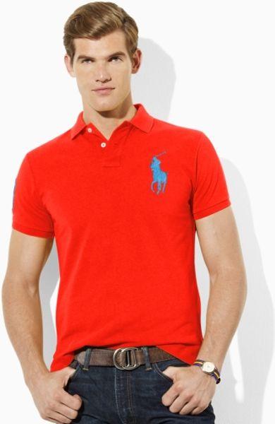 Polo Ralph Lauren T Shirts Polo Shirts Lyst