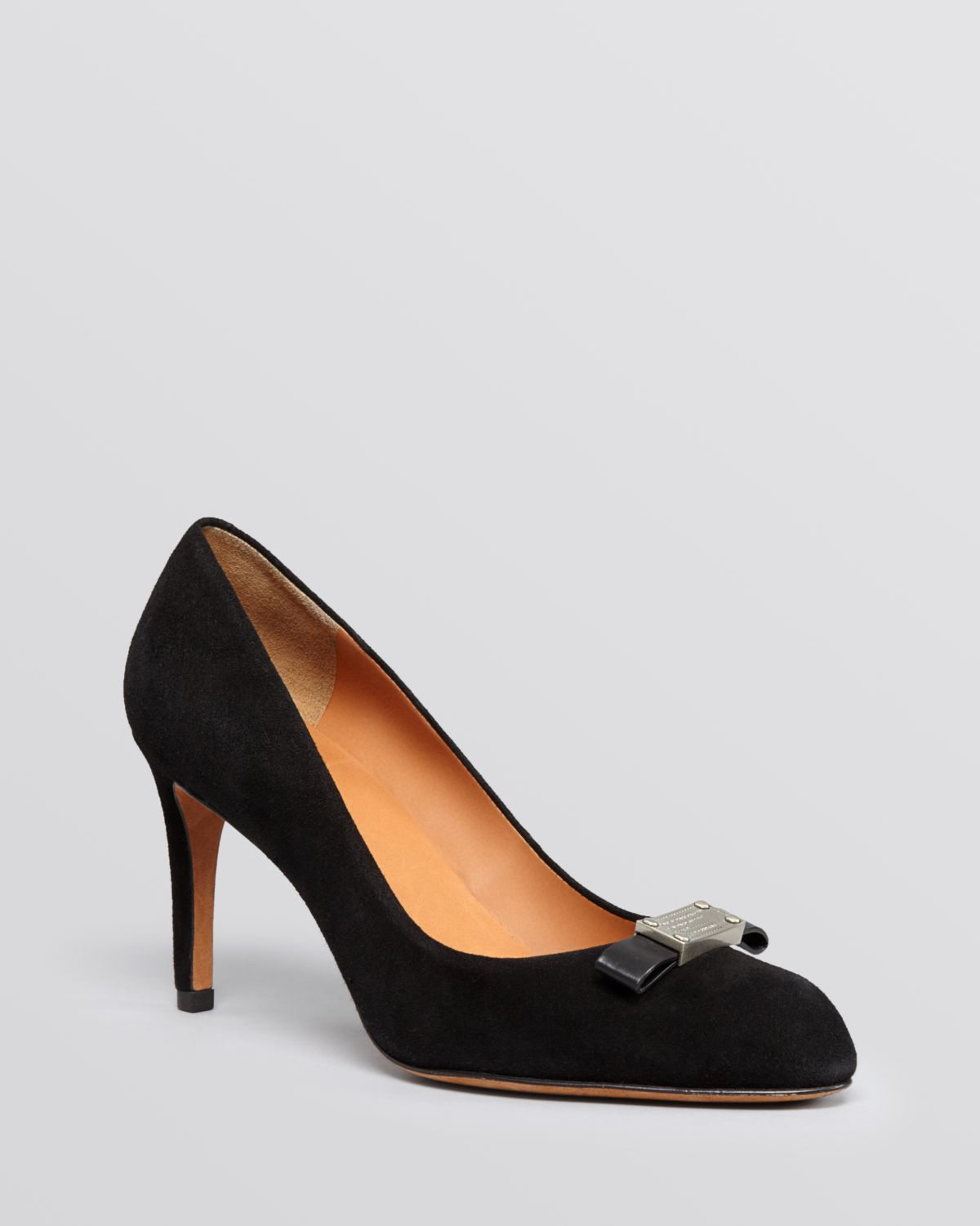 cheap real finishline Marc by Marc Jacobs Suede Peep-Toe Pumps cheap supply cheap sale pay with visa sale Inexpensive classic for sale ex4AN