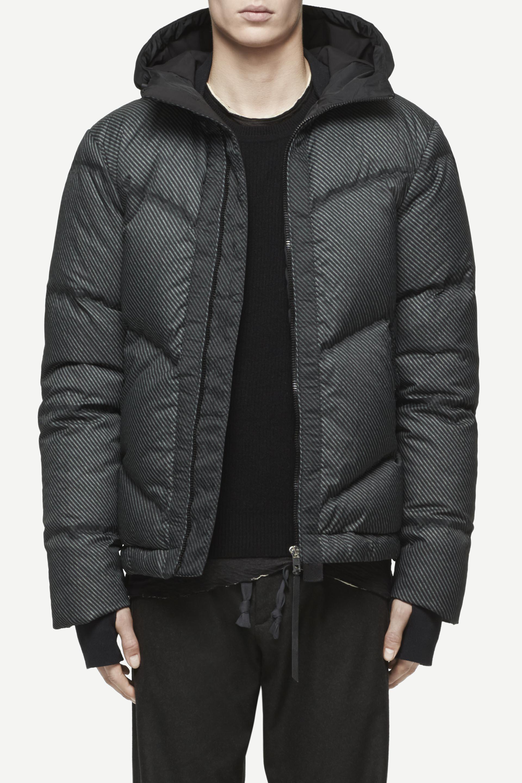 Lyst Rag Amp Bone Sleet Jacket In Gray For Men