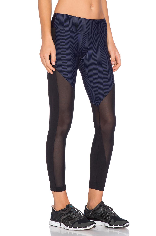 Koral Activewear Gi Lucent Legging In Blue Lyst