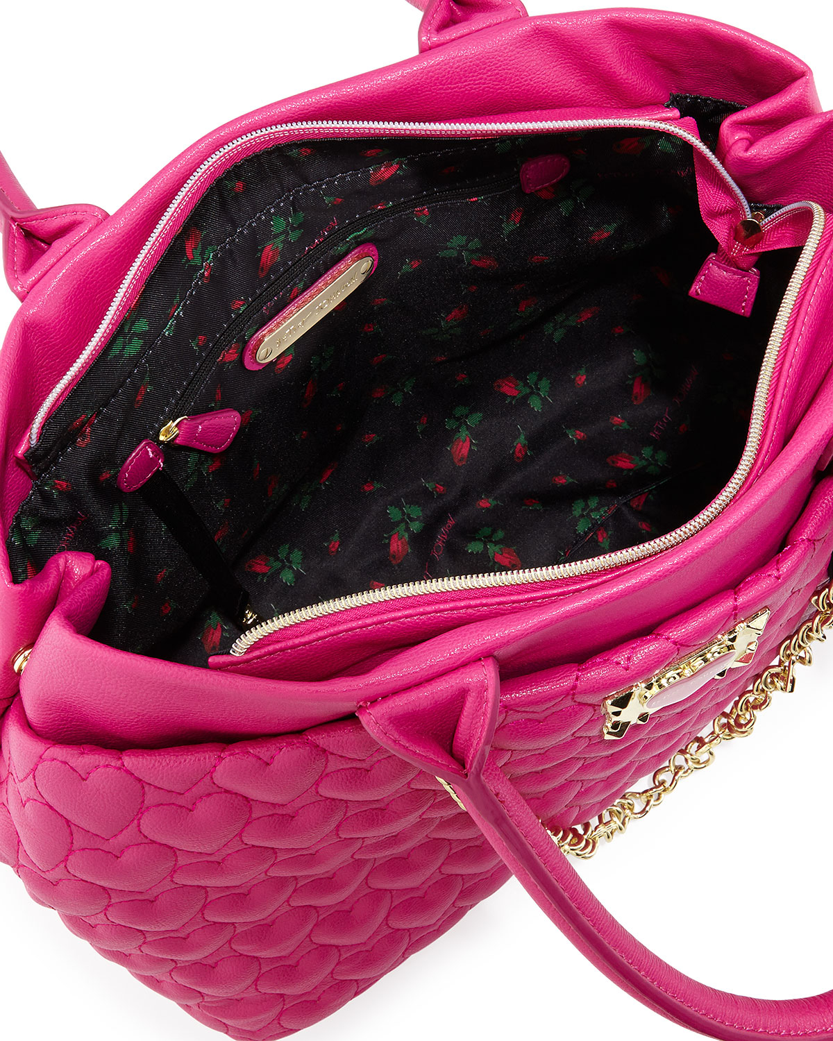 5ef7bc9ec48 Pink Heart Betsey Johnson Purse - Best Purse Image Ccdbb.Org