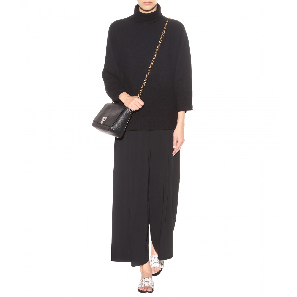 Paber crêpe culottes The Row MKG4ciu