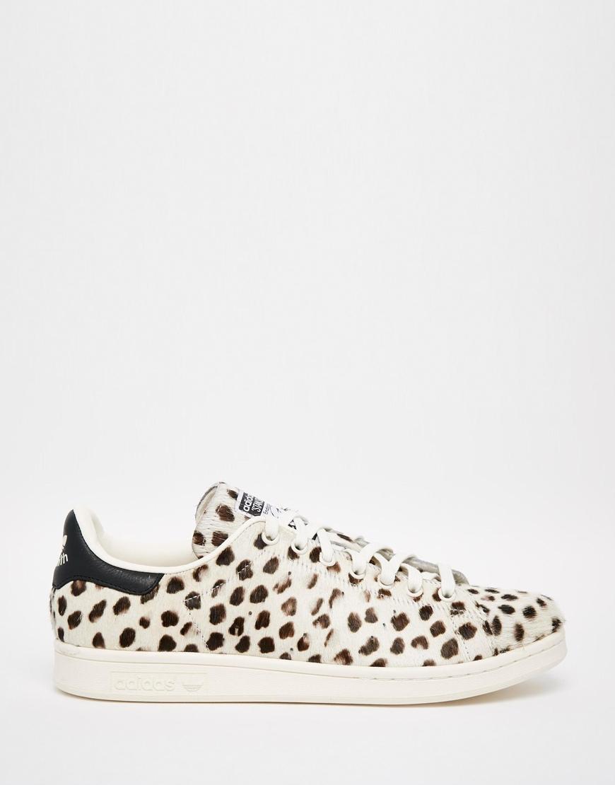 Adidas Stan Smith Cheetah Print