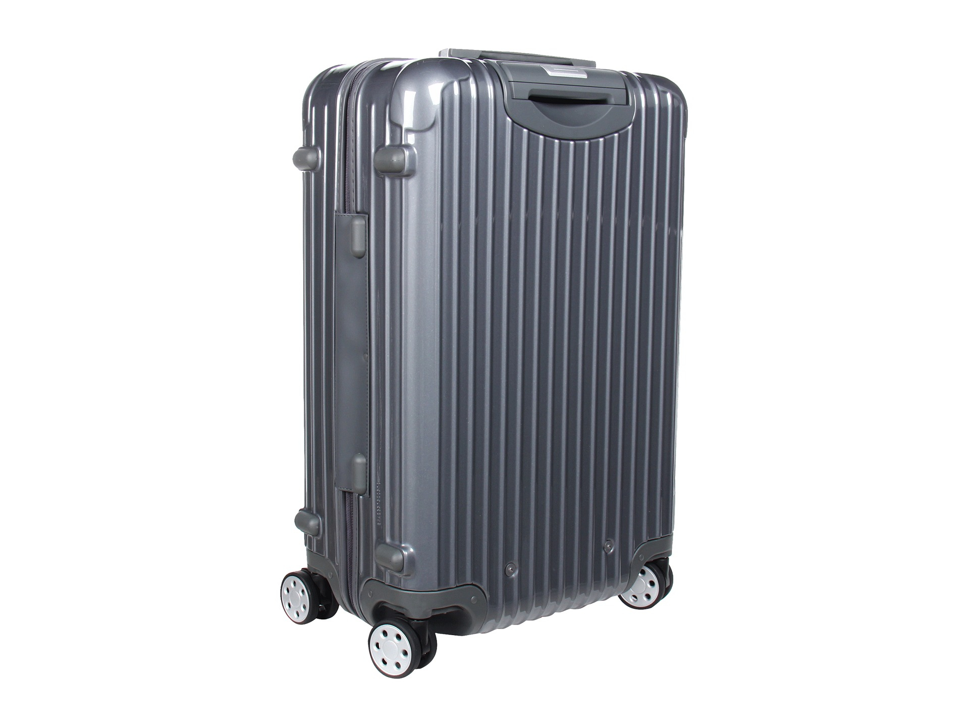 lyst rimowa salsa deluxe 26 multiwheel in gray. Black Bedroom Furniture Sets. Home Design Ideas