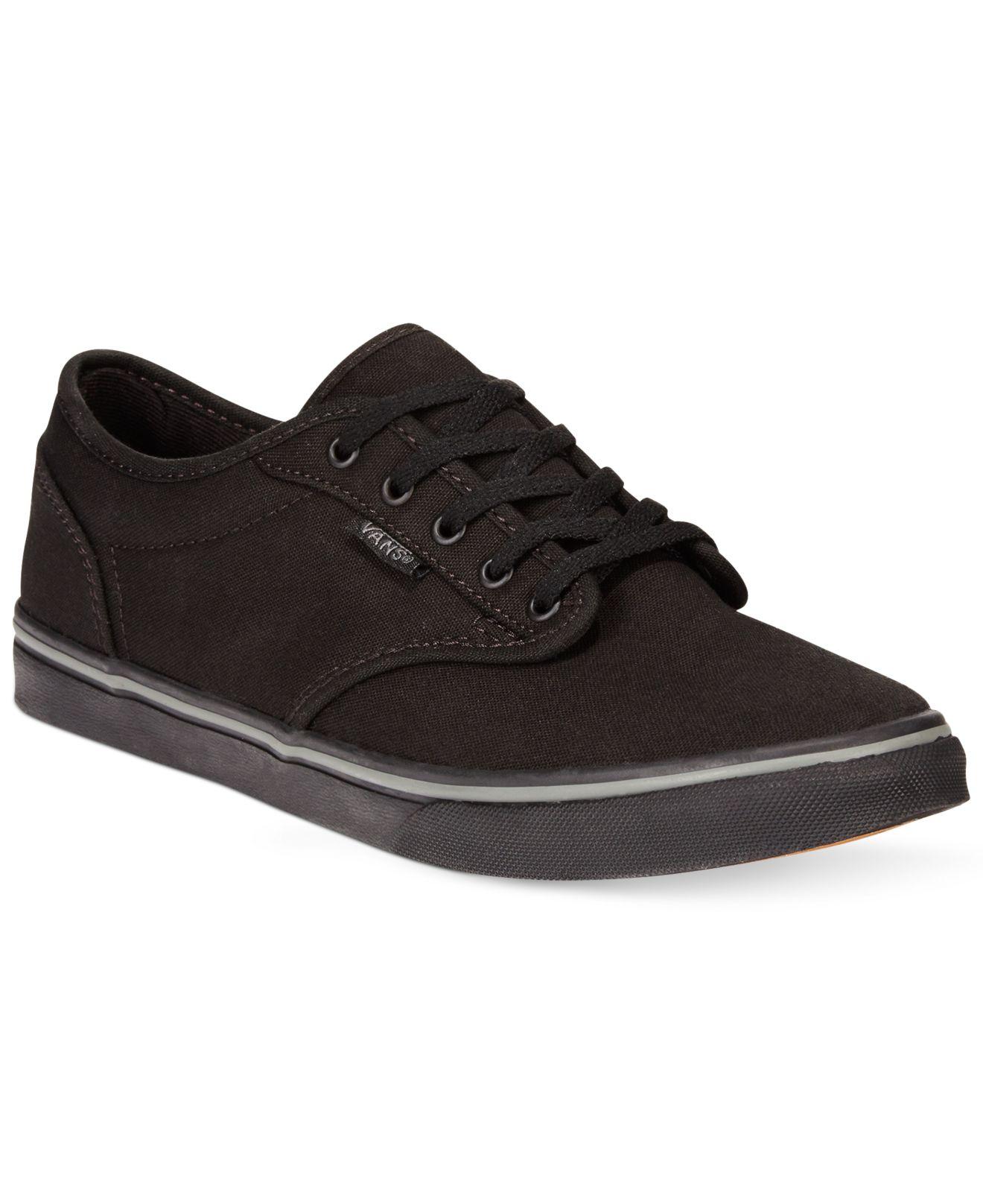 vans atwood low suede sneaker
