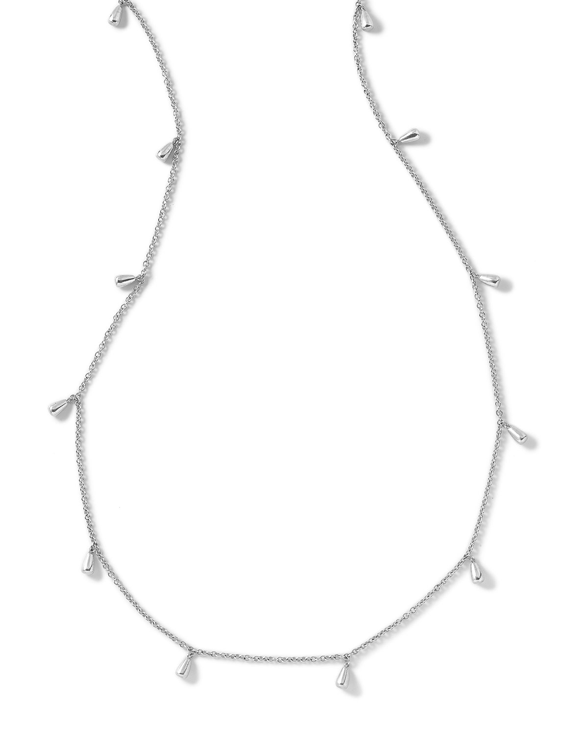 Ippolita Glamazon Silver Rose Petal Necklace also Black suit necklace furthermore 518406607077376545 likewise  on unique gl necklaces