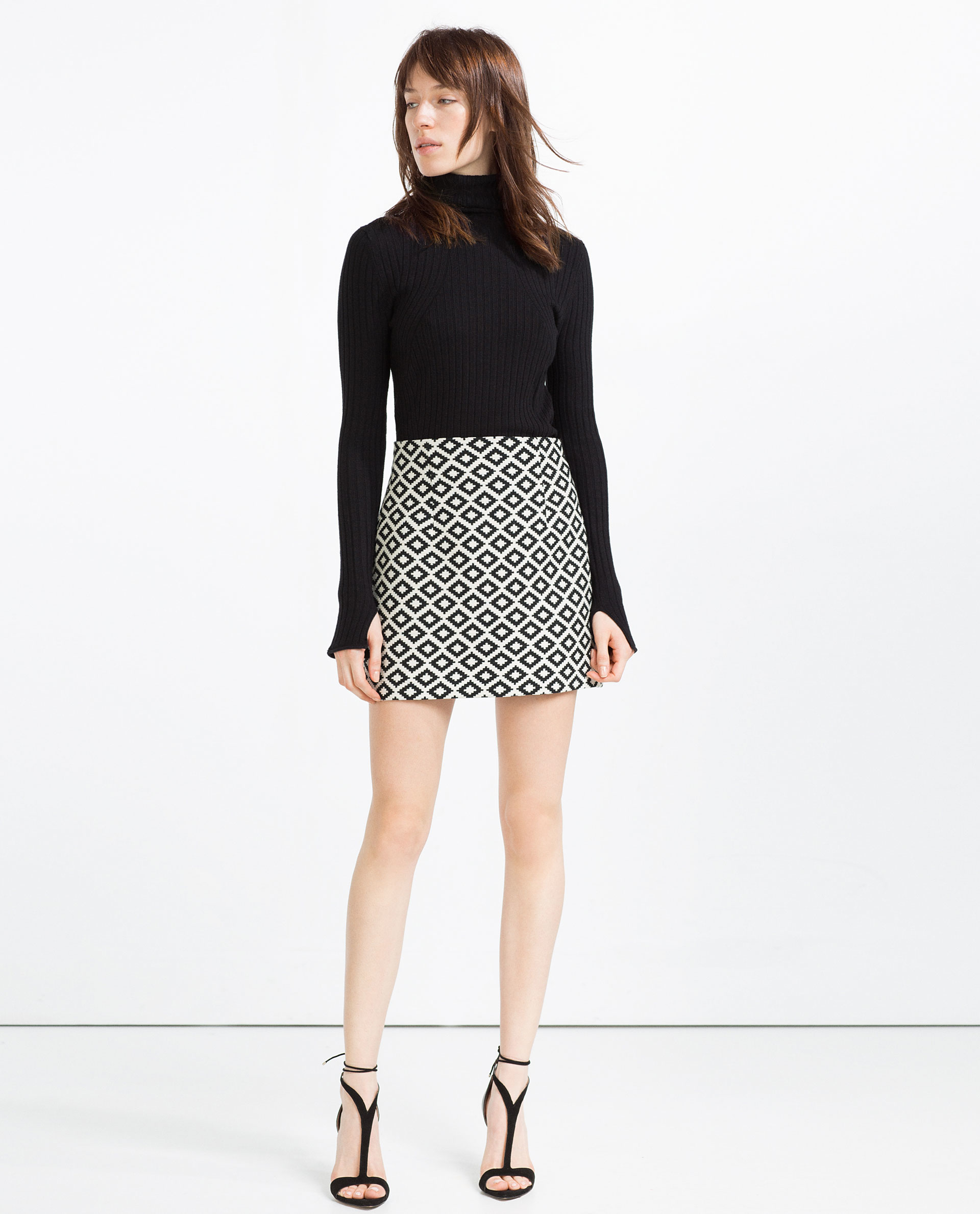 Mini skirt zara – Fashionable skirts 2017 photo blog