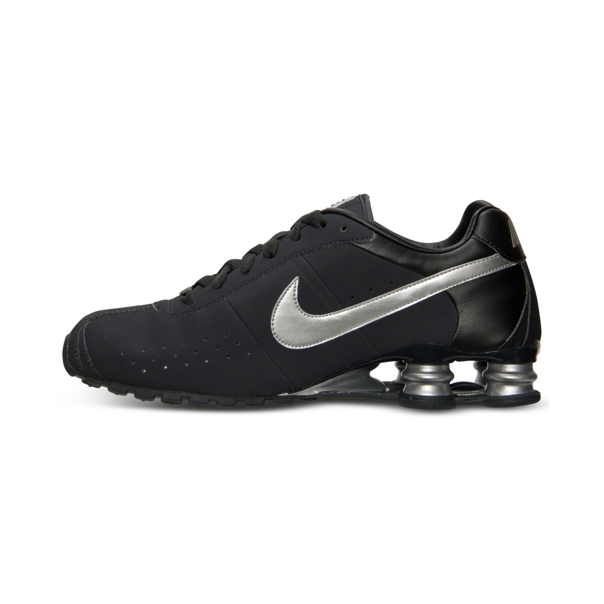sports shoes afe01 7e844 ... clearance 2018 sneaker sale 041f3 09f0b lyst nike mens shox classic ii  si running sneakers from