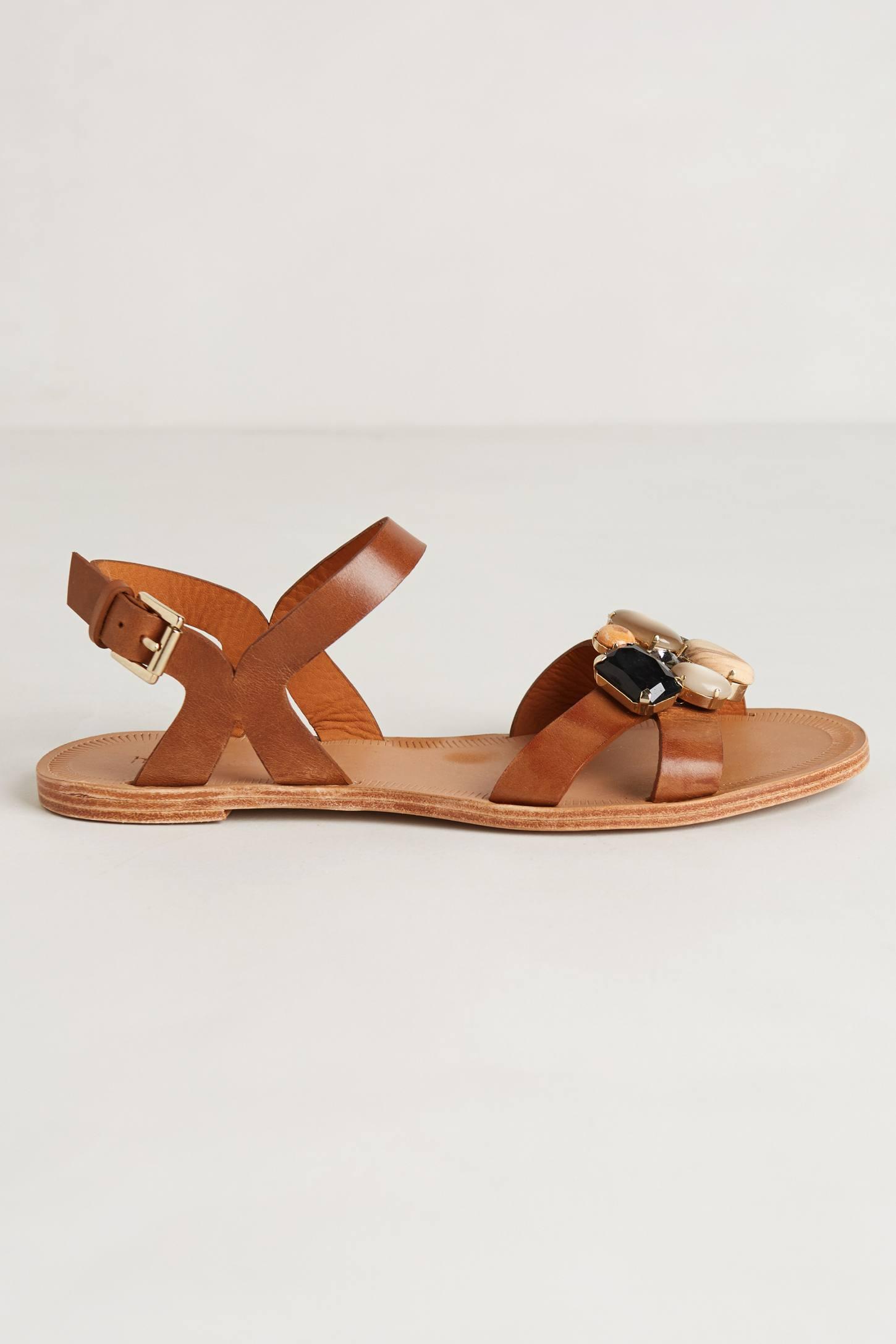 A buon mercatohoss intropia sandals. New sulla vendita
