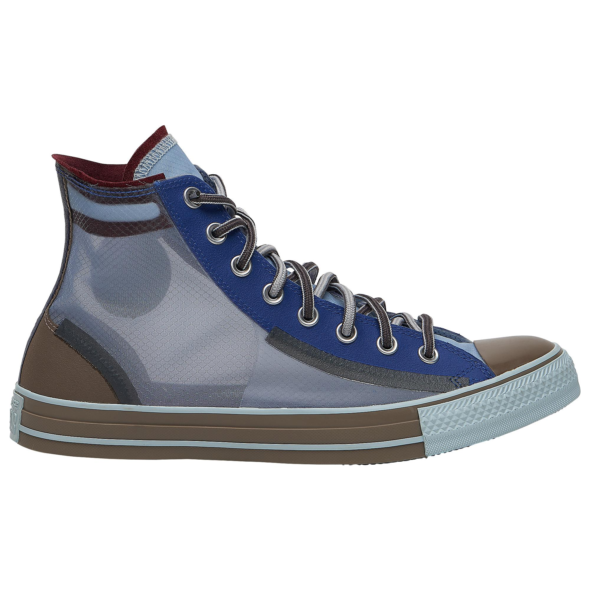 converse all star hi blu