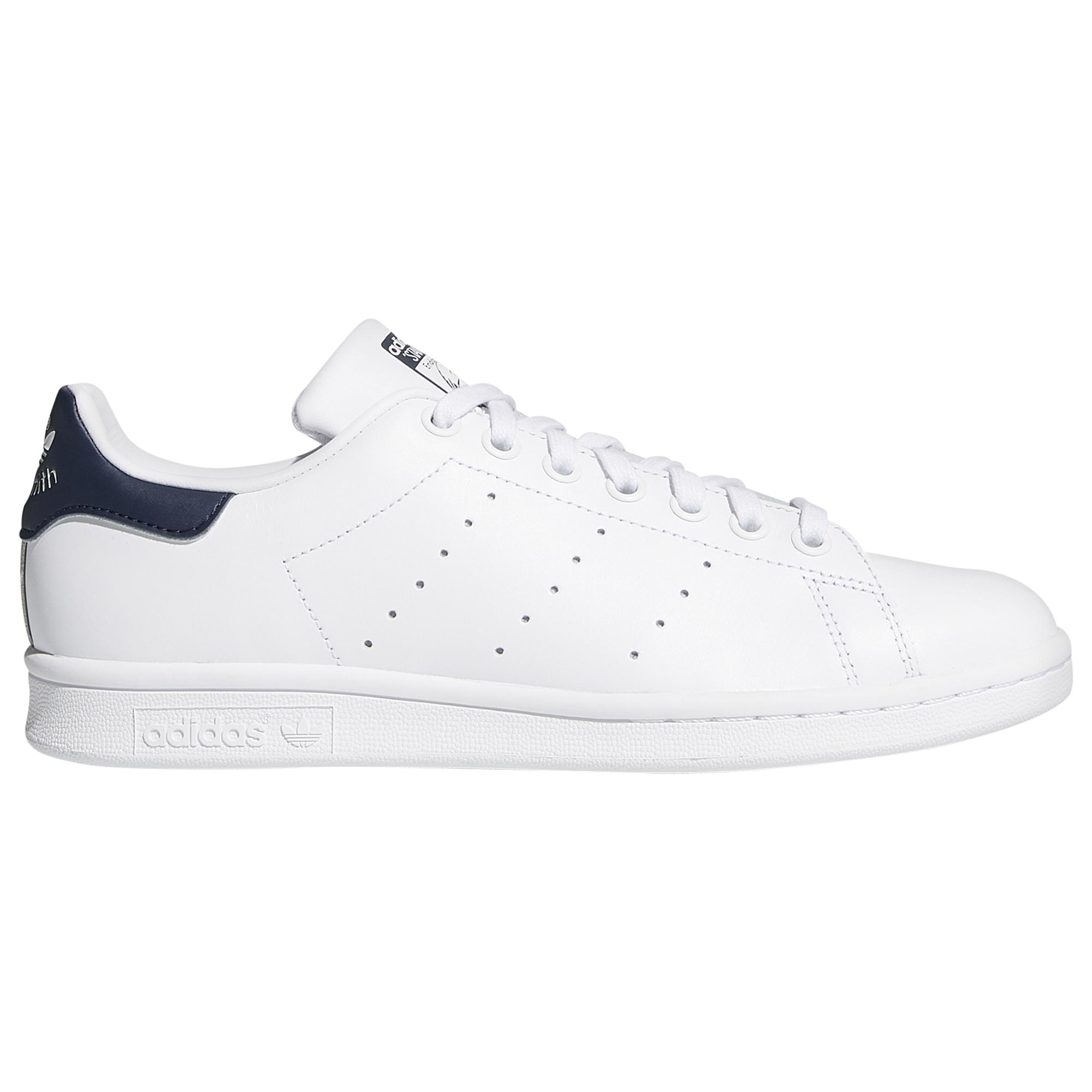 new styles de246 ae901 Adidas Originals - White Stan Smith Tennis Shoes for Men - Lyst
