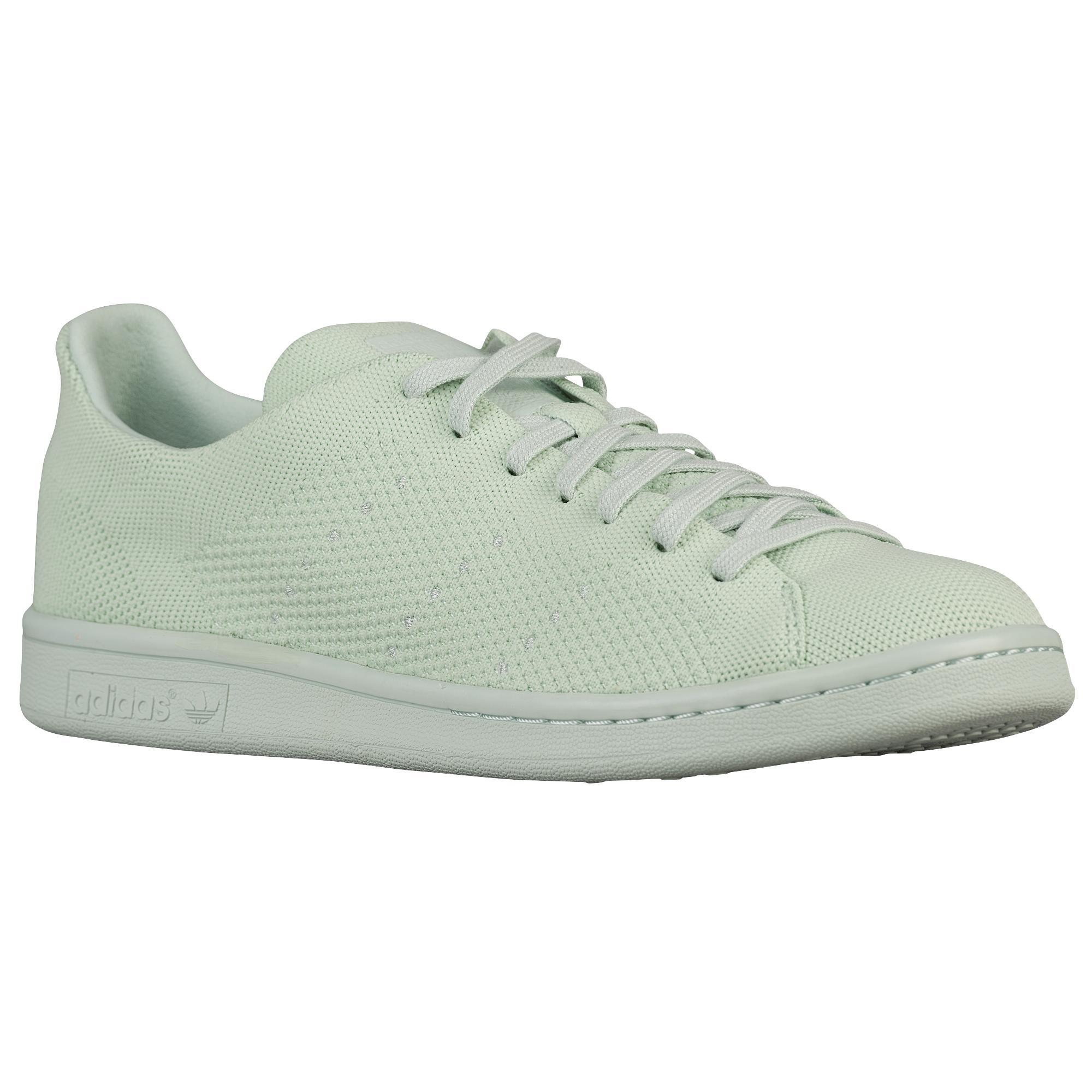 check out 719c2 2de35 adidas Originals Stan Smith Primeknit in Green for Men - Lyst