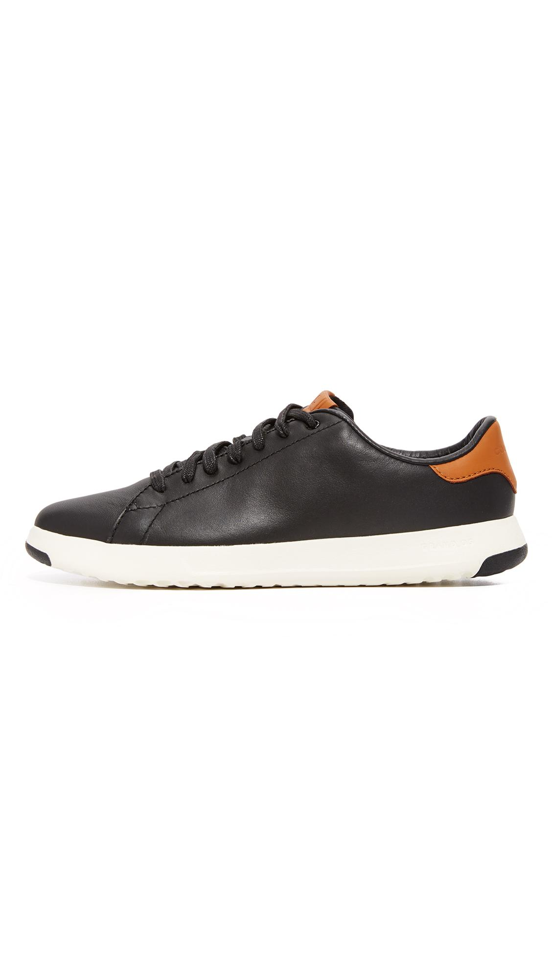 Kenneth Cole Black Tennis Shoes