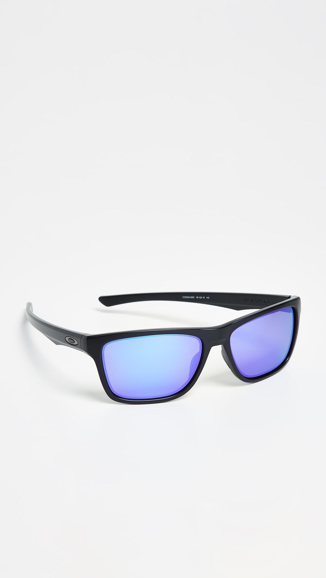 4021a06480 Oakley - Blue Holston Sunglasses for Men - Lyst. View fullscreen