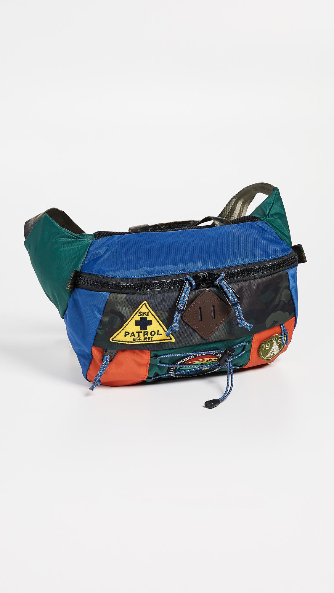 6339c6d98aab Polo Ralph Lauren Great Outdoors Waistpack in Blue for Men - Lyst