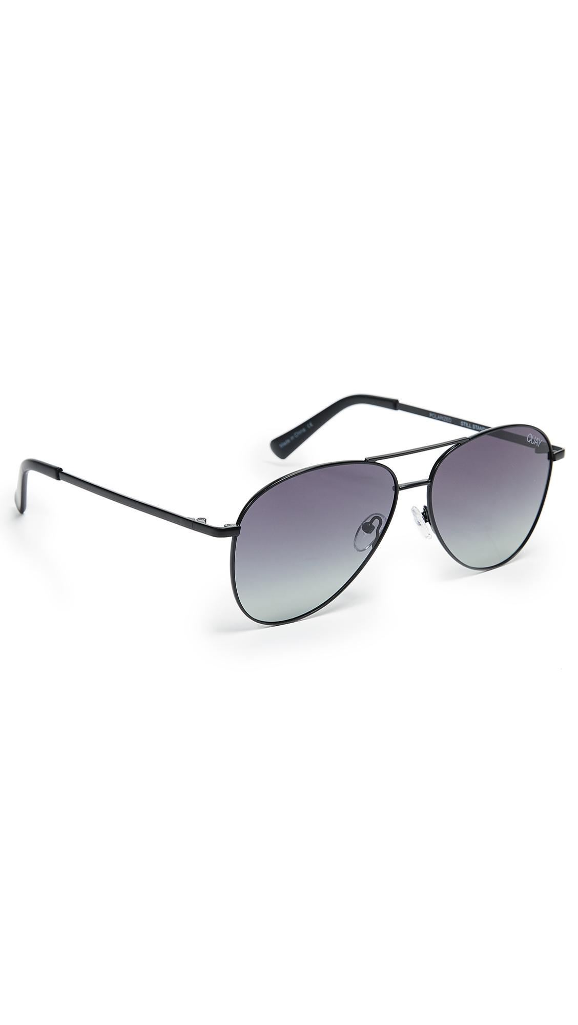 1c4311106e Lyst - Quay Still Standing Sunglasses in Black for Men