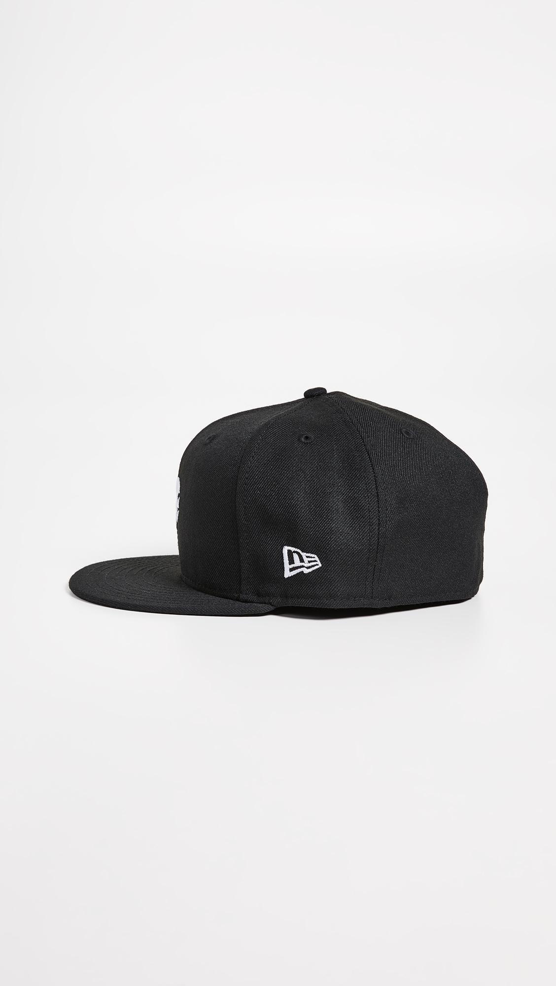 391efcbd3921d Stussy Peace New Era Cap in Black for Men - Lyst