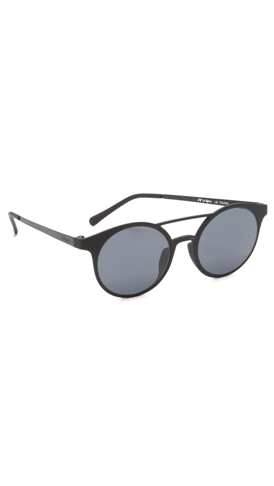 376f5aa73ca Le Specs Demo Mode Sunglasses in Black for Men - Lyst