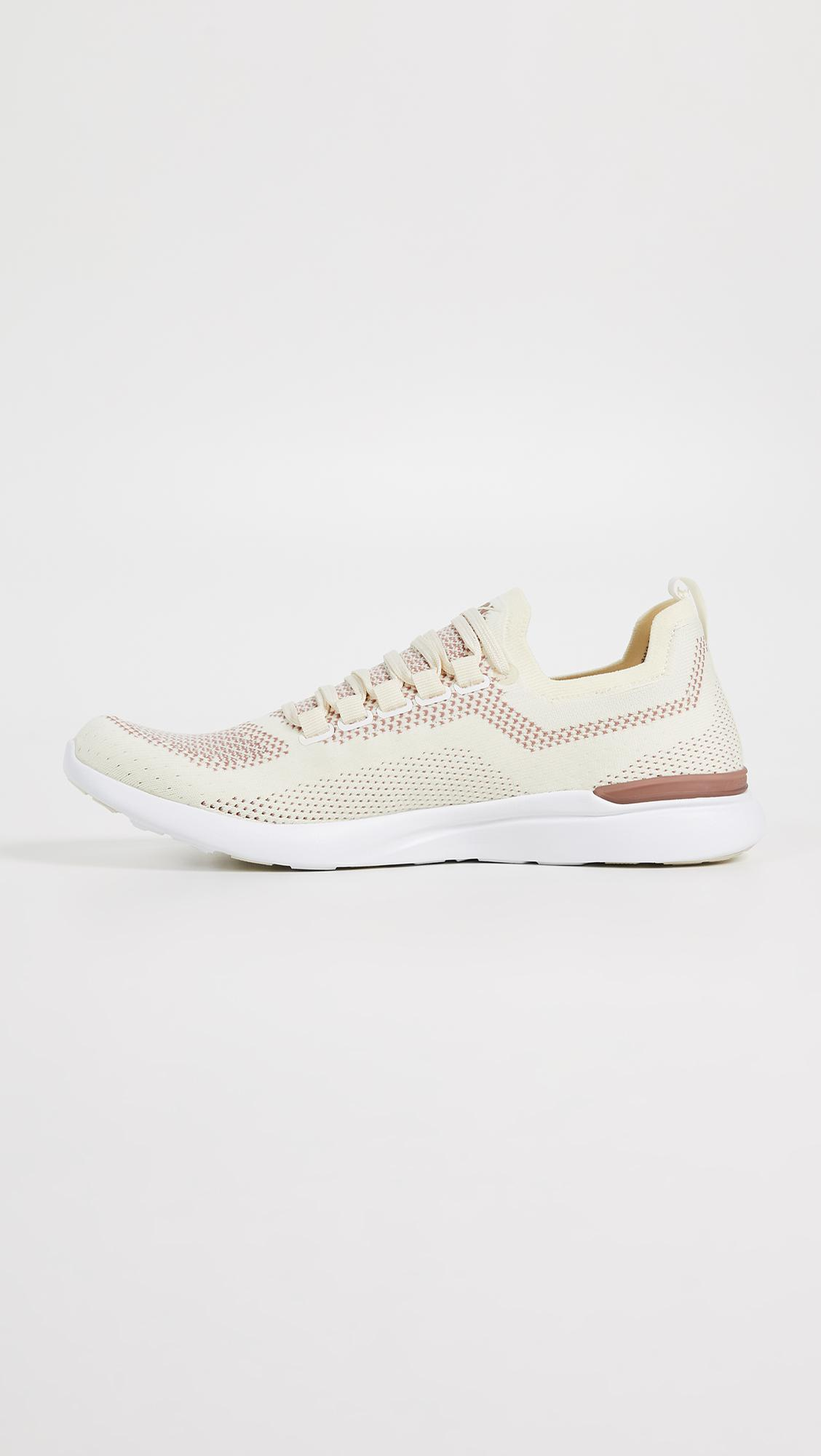 7d84389c36d Apl  Athletic Propulsion Labs - White Techloom Breeze Running Sneakers for  Men - Lyst. View fullscreen