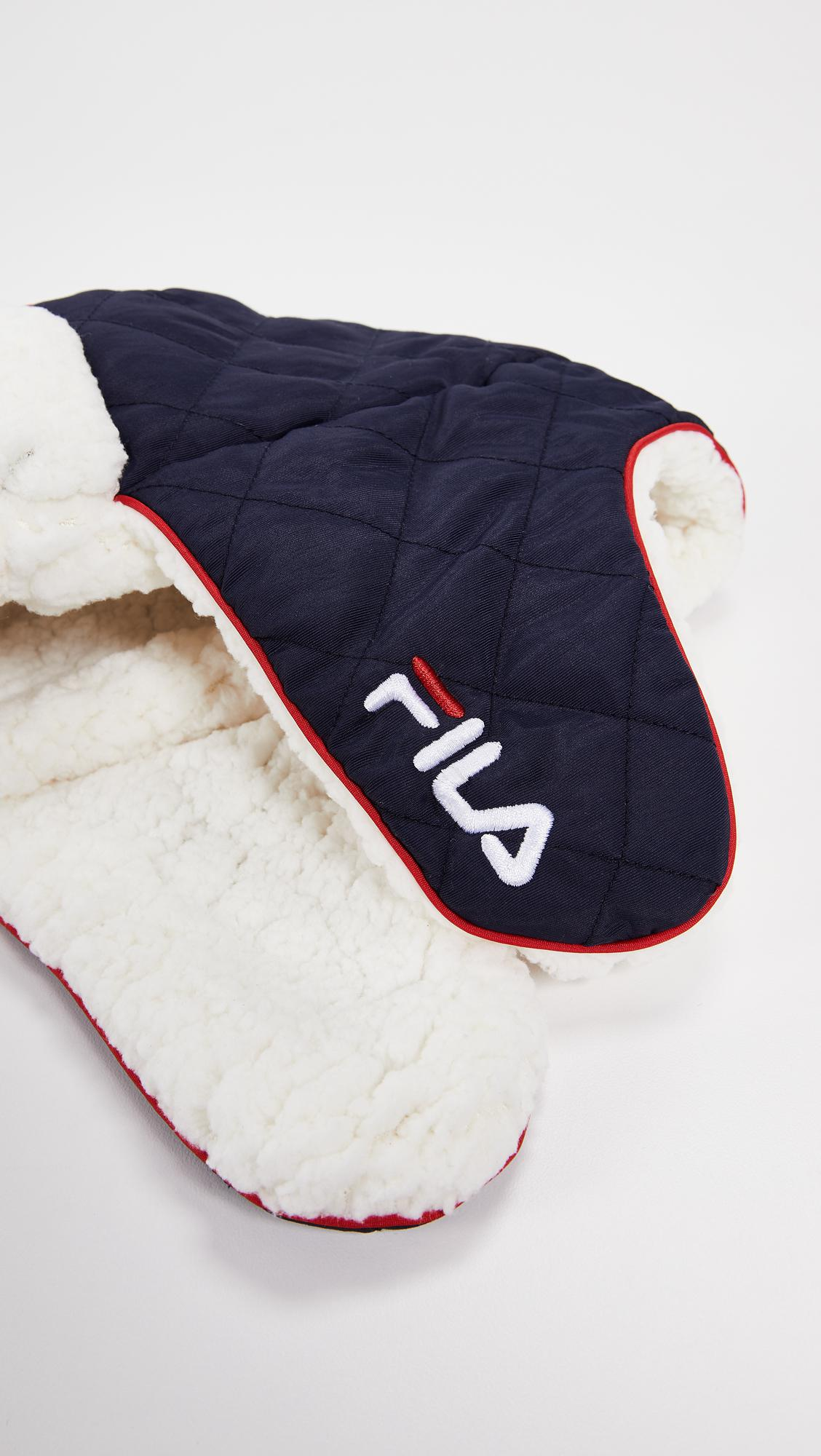 6b07b94635c8e Fila Trapper Hat in Blue for Men - Lyst