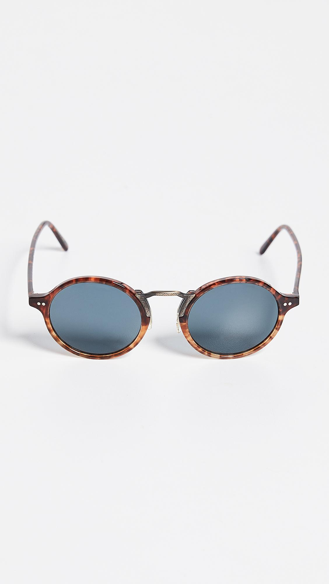 23cbb27a088 Lyst - Oliver Peoples Kosa Sunglasses in Blue for Men