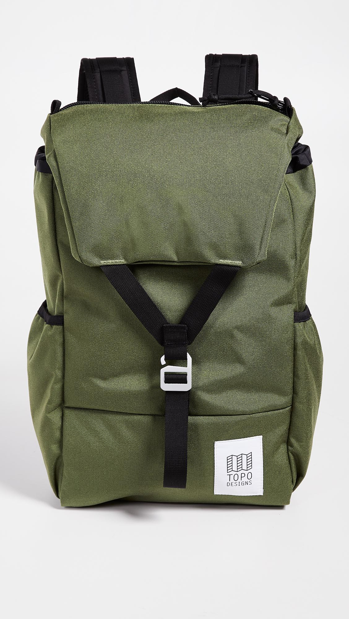 4157c428a ... Topo Designs - Green Y-pack Backpack for Men - Lyst · Visit East Dane.  Tap to visit site