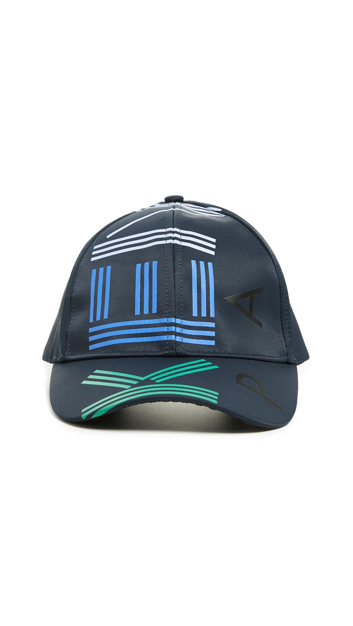 1caaa9d5273 Kenzo Sport Hat in Blue for Men - Lyst