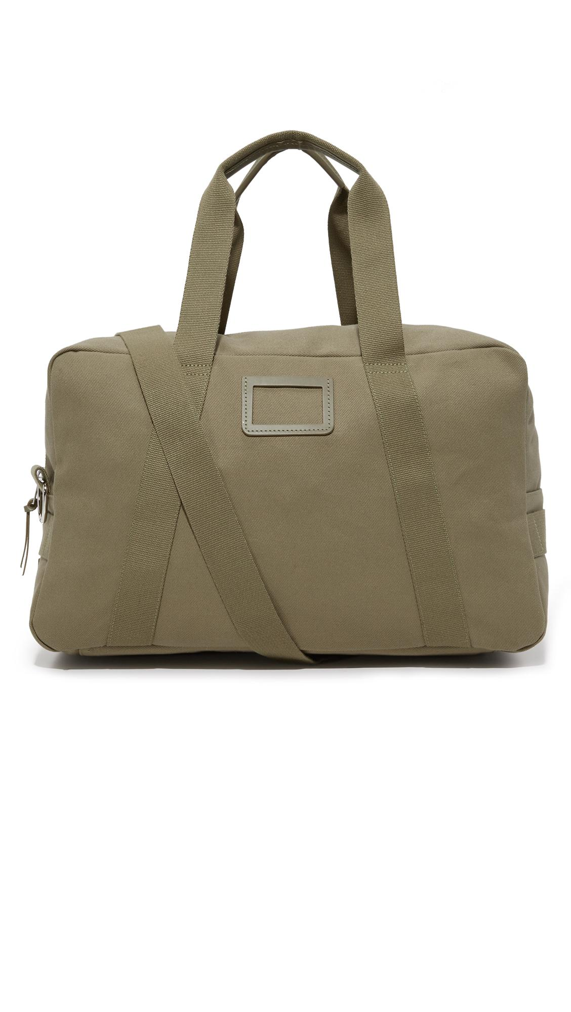 801ef7012f06 Cambridge Satchel Company Canvas Weekend Bag for Men - Lyst