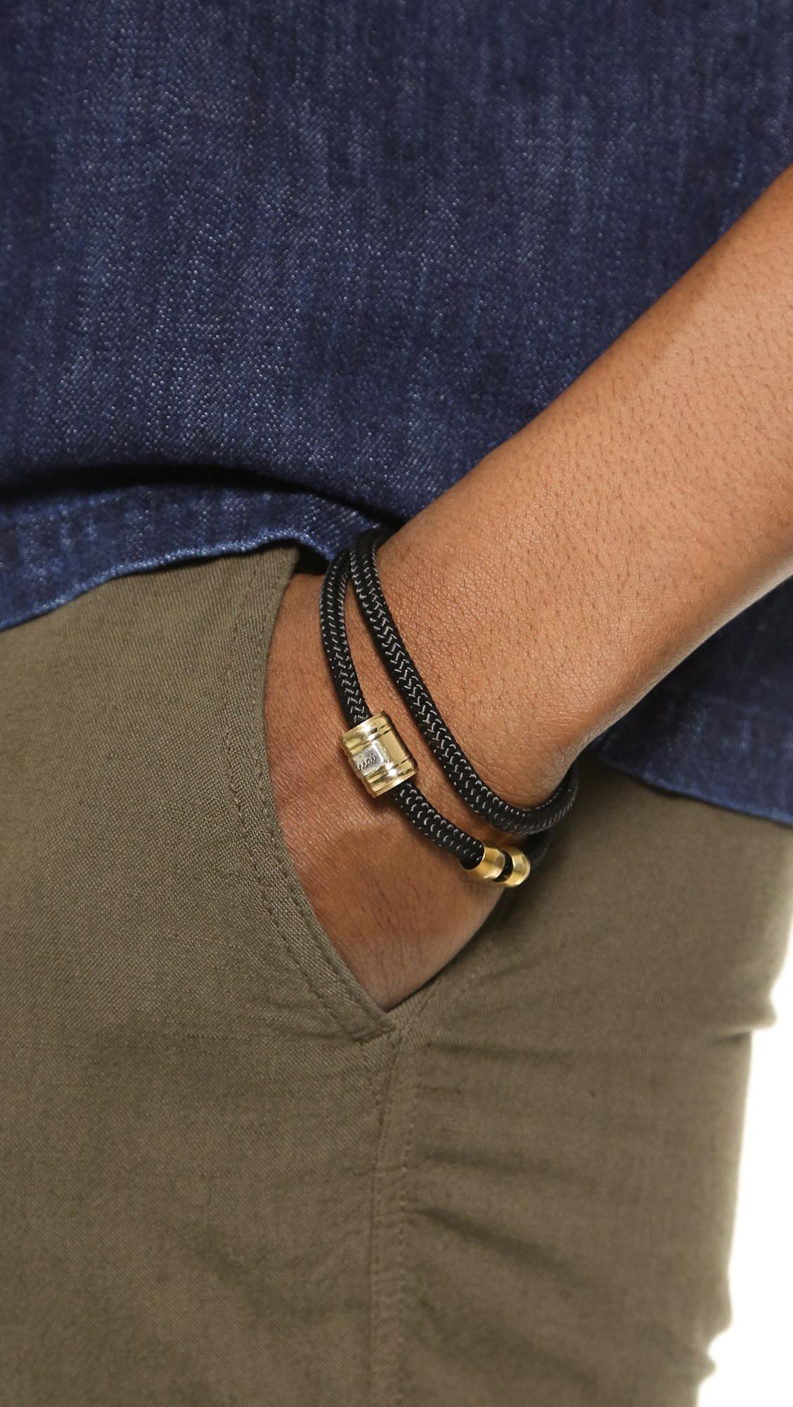 Miansai Casing rope bracelet sreoN3clo