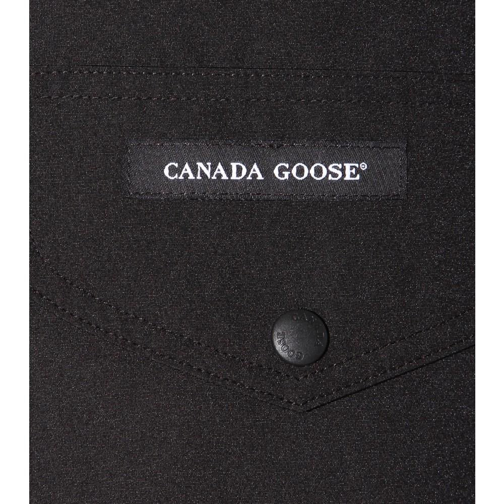 Canada Goose mens replica shop - Canada goose Trillium Down Jacket With Fur-trimmed Hood in Black ...