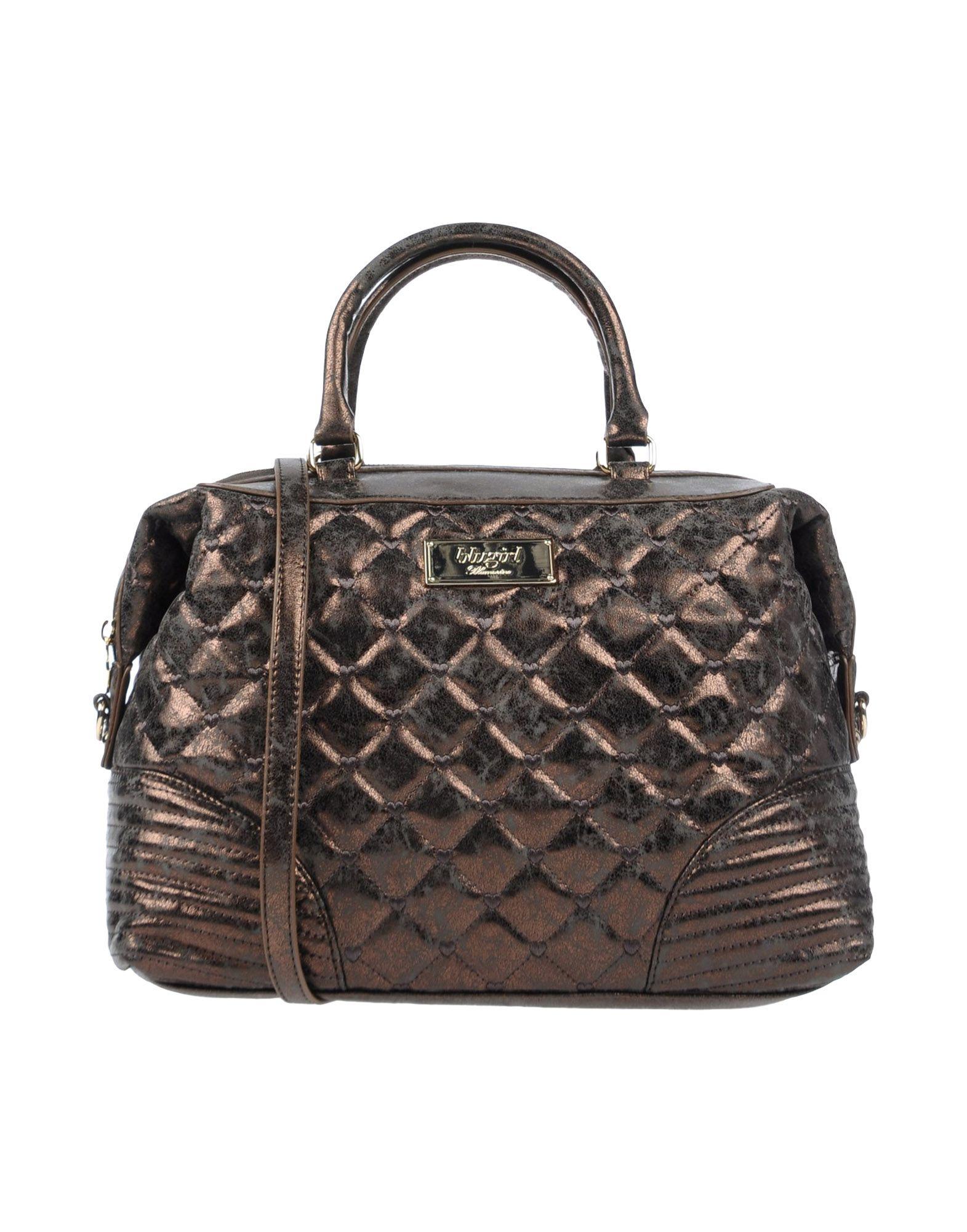 Blugirl blumarine Handbag in Brown (Dark brown)