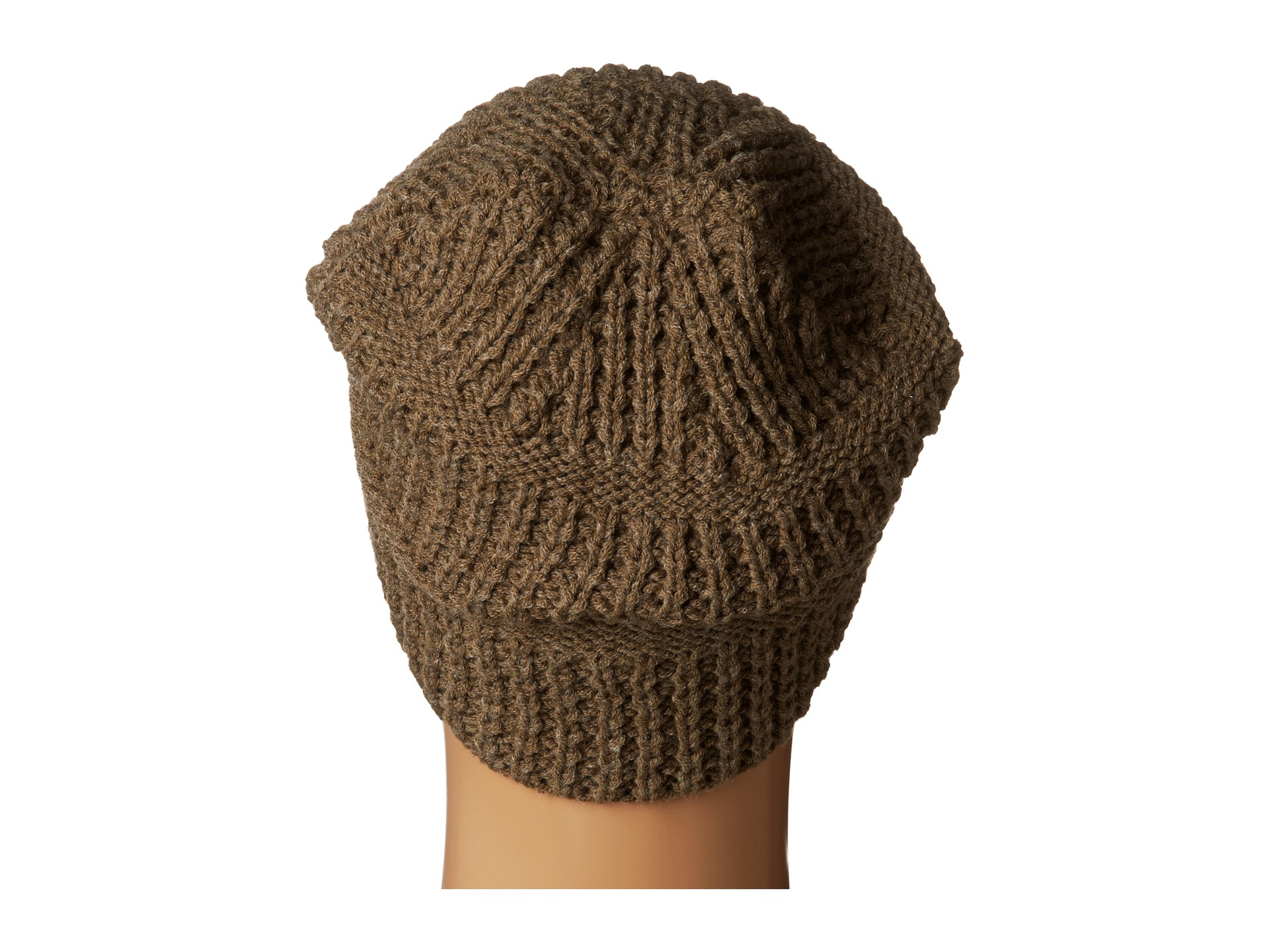 990949bd39d Lyst - Oakley Halifax Beanie in Brown
