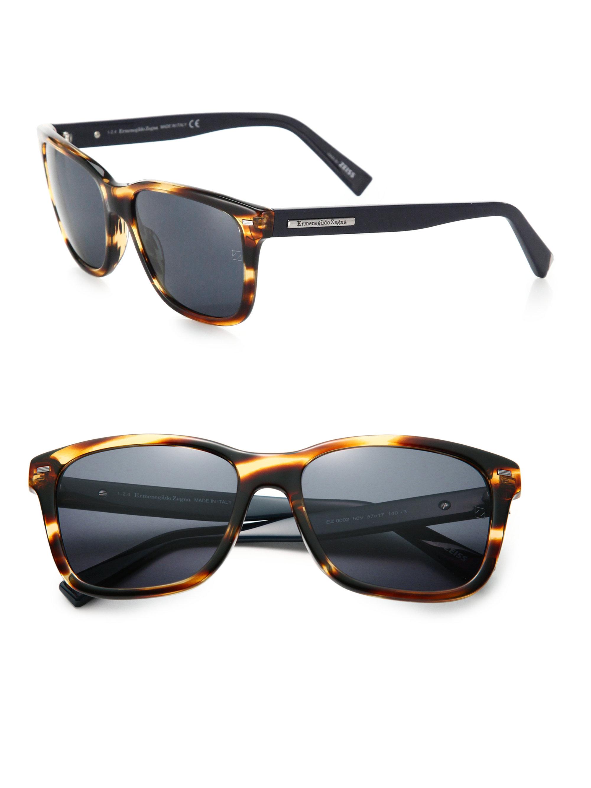 5407e8b5d1 Zegna Sunglasses
