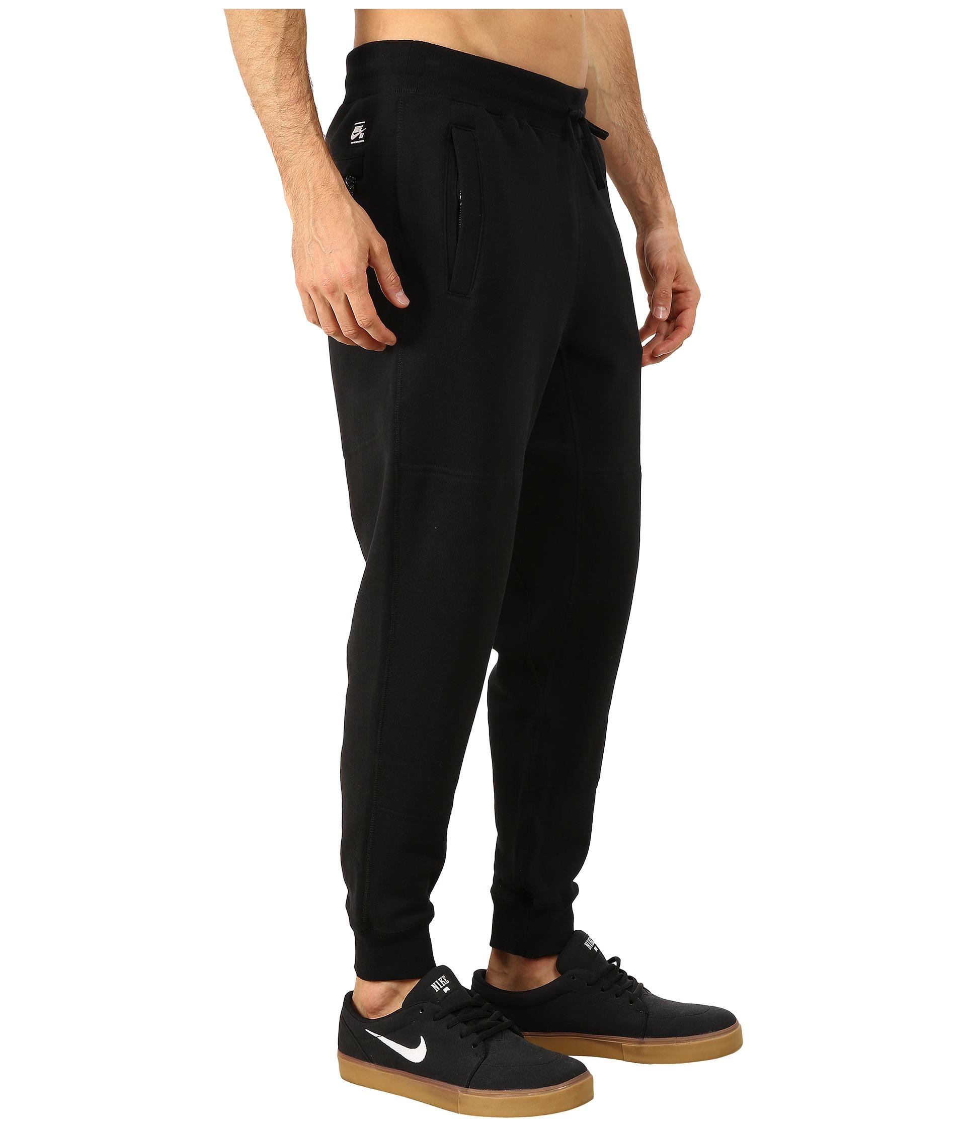 77fd147d9ff2 Lyst - Nike Sb Everett Pant in Black for Men