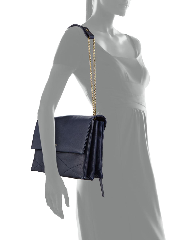 Sugar shoulder bag - Blue Lanvin zGTWwb8