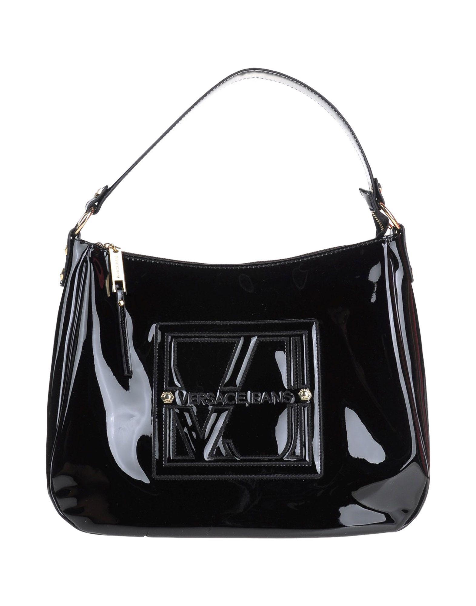 df10107909e1 Lyst - Versace Jeans Handbag in Black