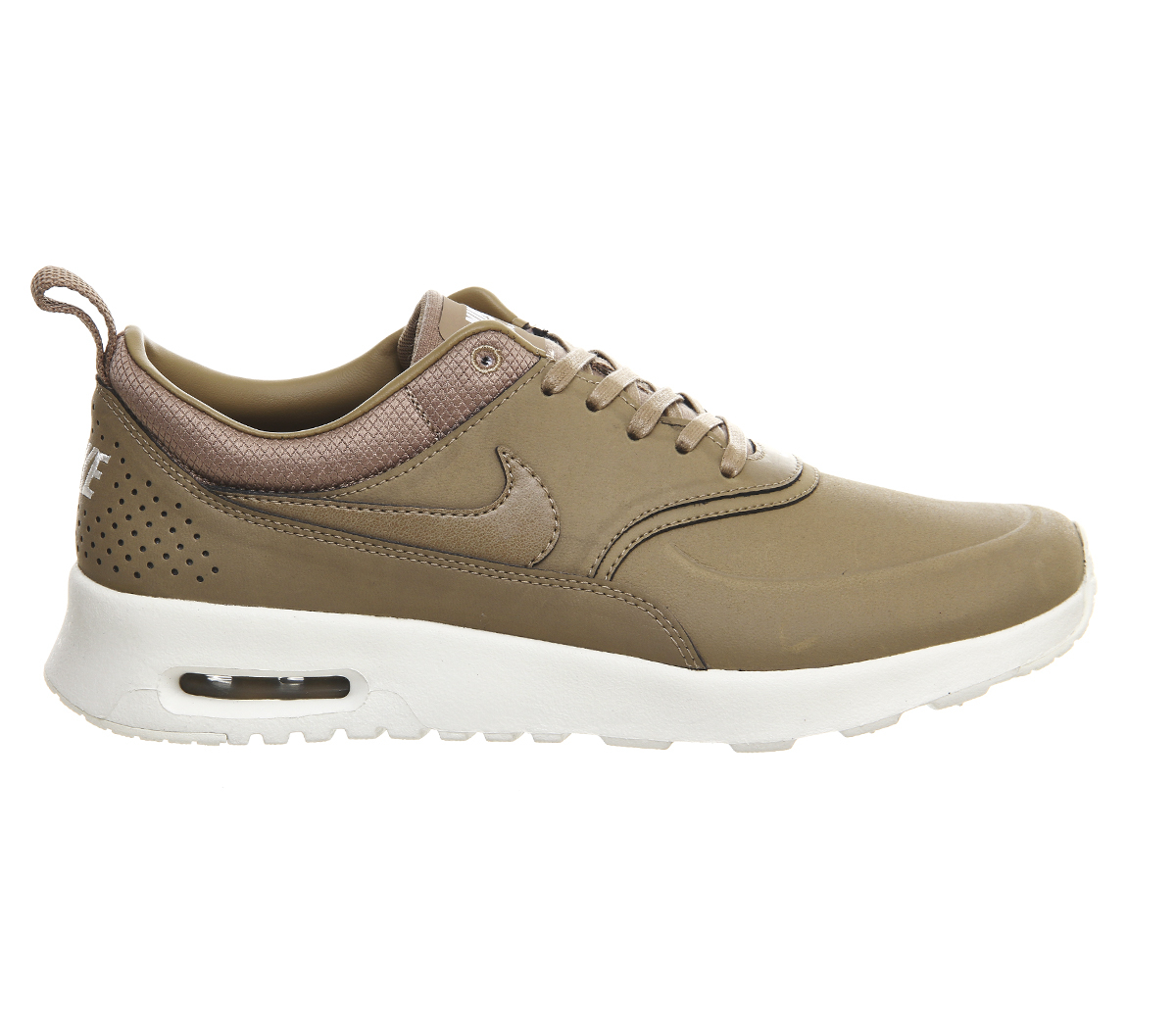 nike air max thea in natural lyst. Black Bedroom Furniture Sets. Home Design Ideas