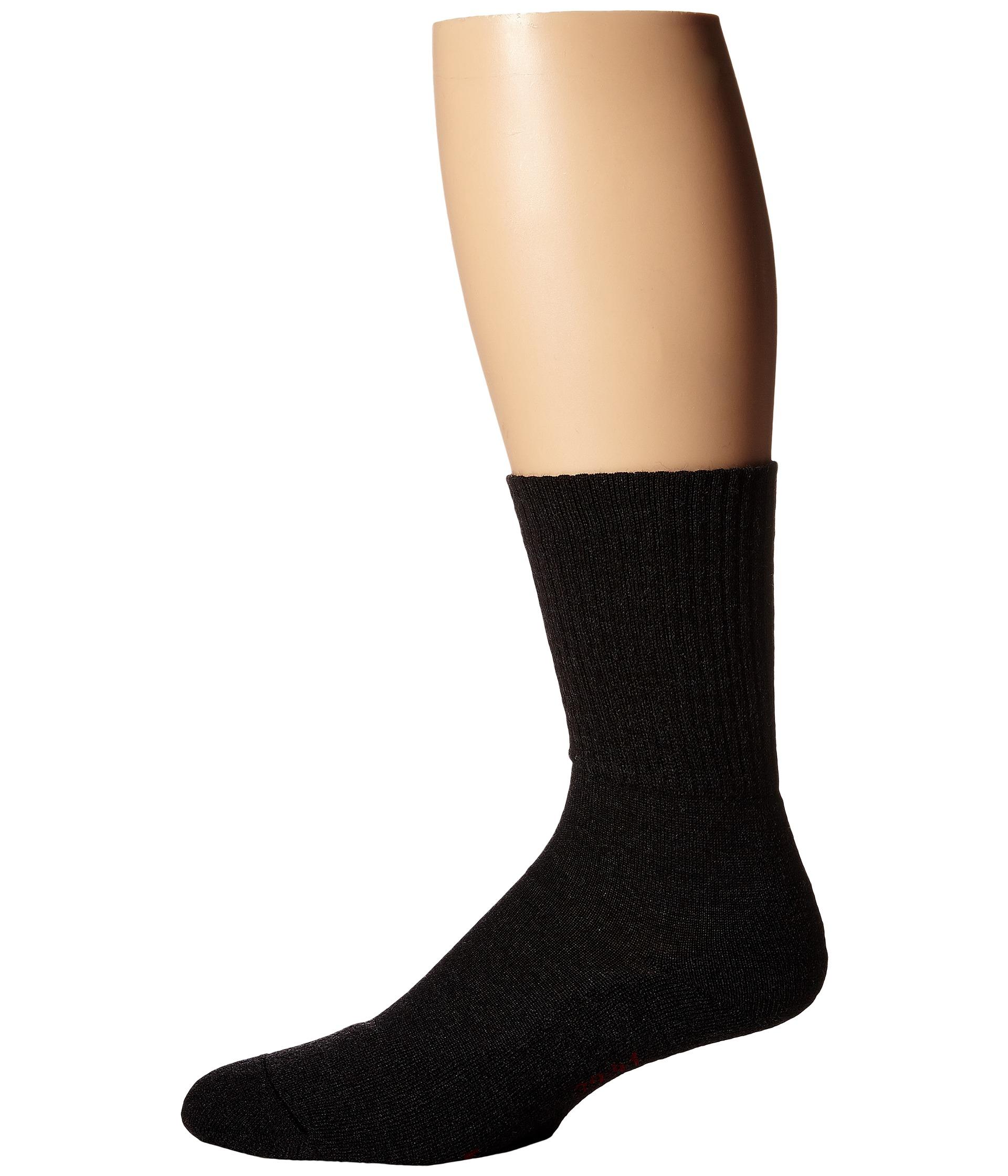 falke walkie light socks in gray for men lyst. Black Bedroom Furniture Sets. Home Design Ideas