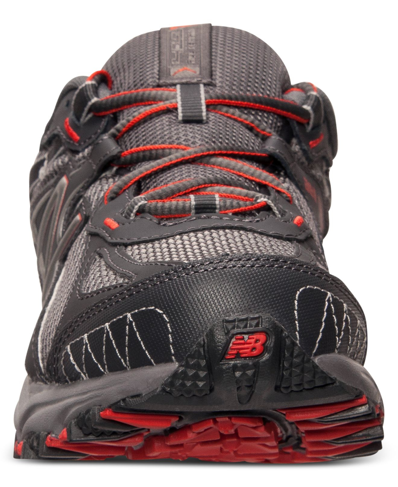d732ece3c4b1 ... closeout lyst new balance mens 411 v2 wide running sneakers from finish  7732b 983a0 sale new balance mens mt571 outdoor all terrain ...