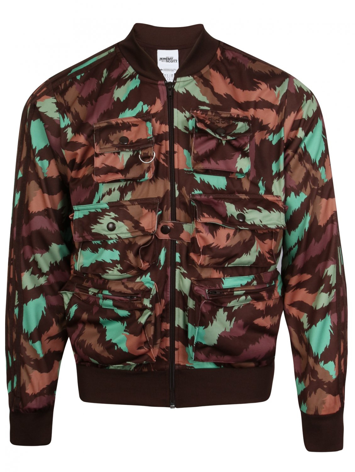 017b0f1ac1a3 Gallery. Previously sold at  Hervia · Men s Pink Bomber Jackets Men s  Camouflage ...