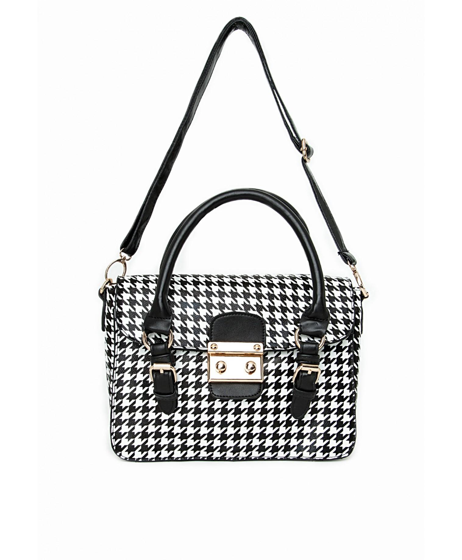 03f7309345d6 Missguided Snake Print Contrast Shoulder Bag Grey in Black - Lyst