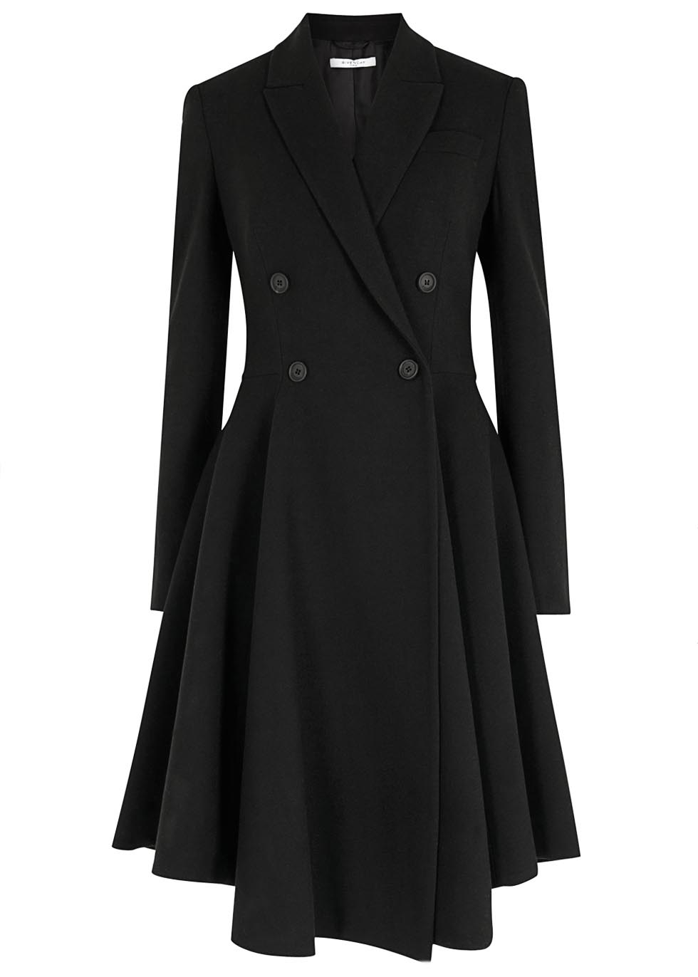 Women's Trench Coats & Peacoats: Sleeveless & Flared. Trench coats and peacoats are some of the most iconic clothing items for women. No matter what's underneath, throw on a trench coat and you will emanate allure and sophistication. Whether long or short, women's trench coats do double duty, keeping you both warm and totally chic.