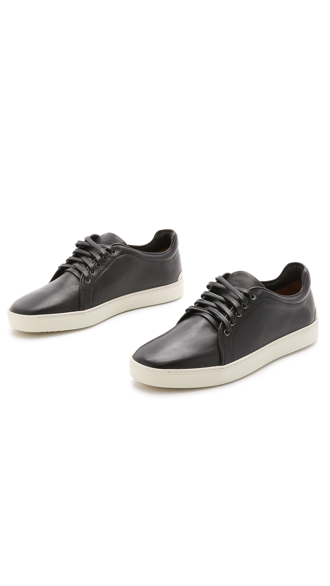 Rag & bone Kent Lace Up Sneakers in Black for Men