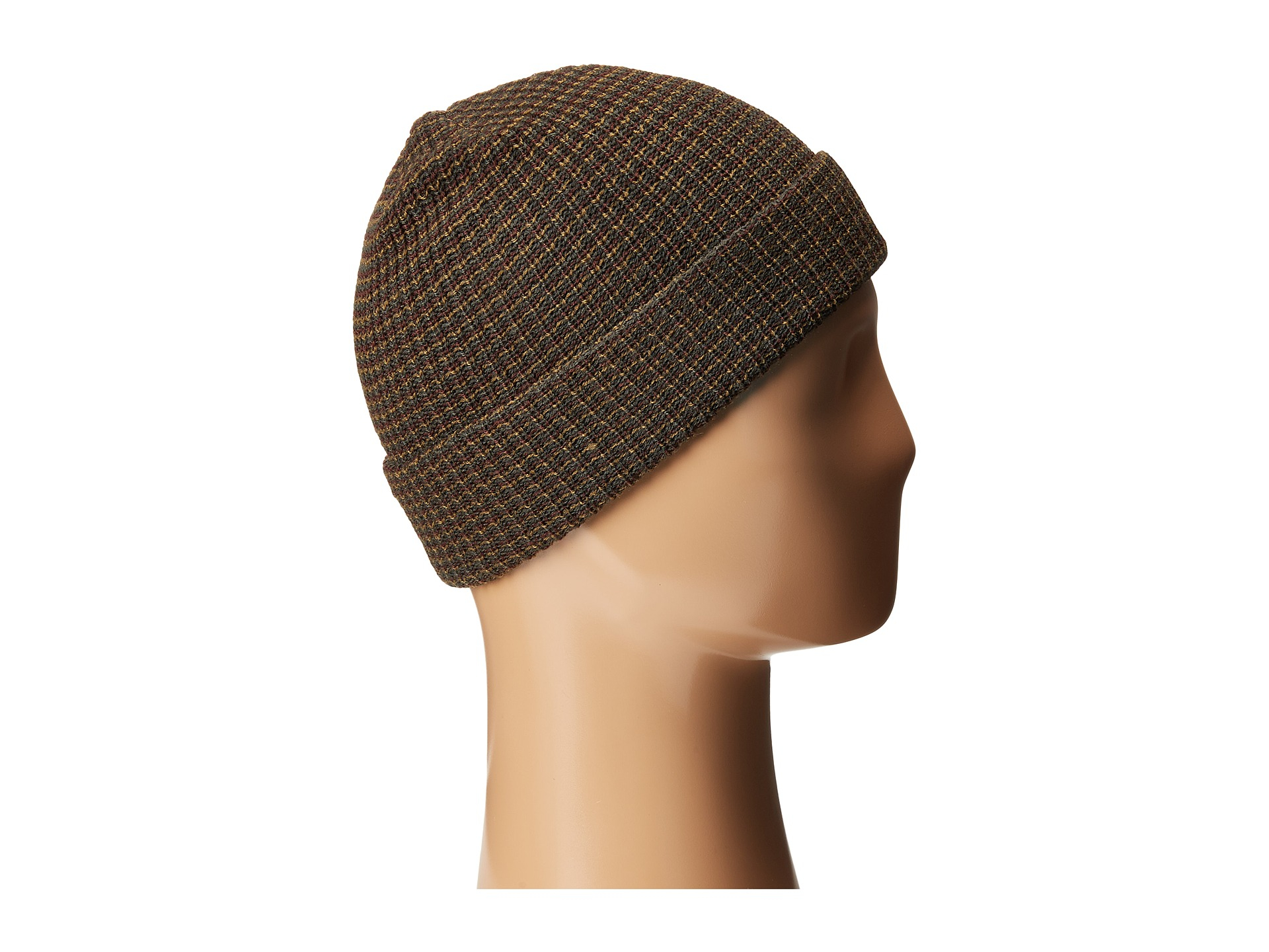 f02951fd5d52b Lyst - Obey Lansing Beanie in Natural for Men