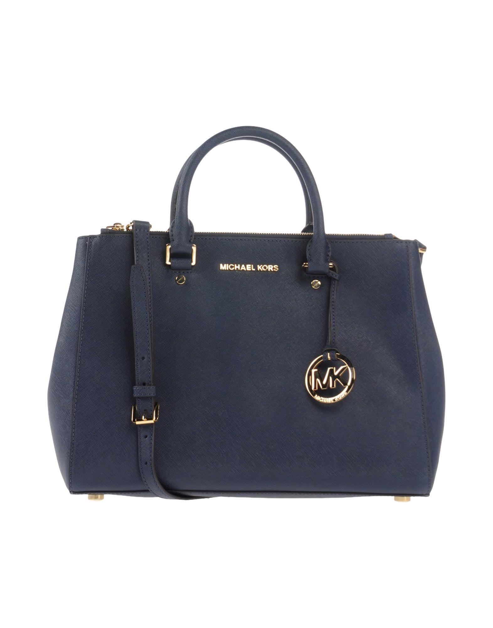 Michael Michael Kors Handbag in Blue (Dark blue)