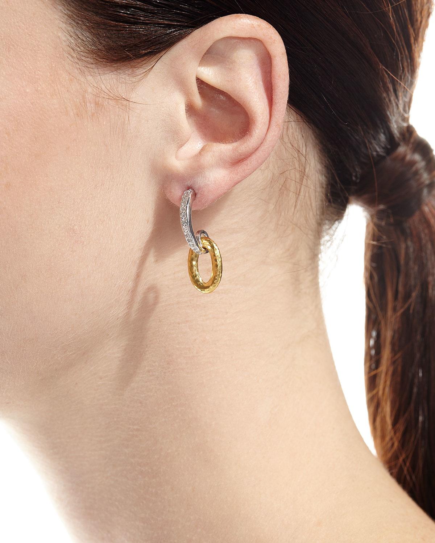 Gurhan Galahad Double-Drop Earrings sOXoJRQQXp